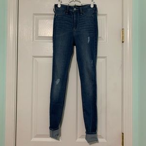 Hollister Skinny Jeans Stretch